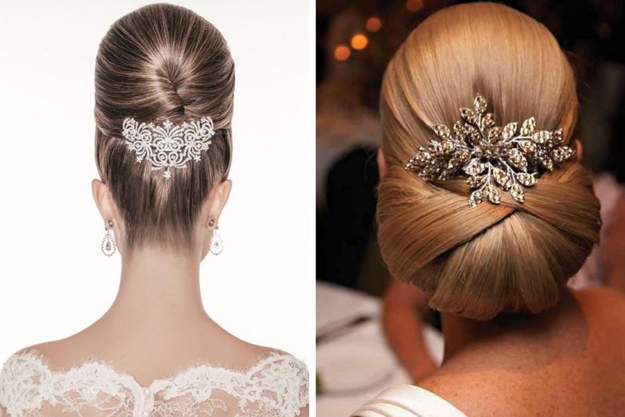 Tipy na nejkrásnější svatební účesy nejen pro nevěstu!  af6e0fb877