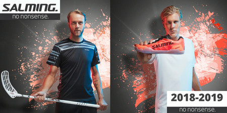 Salming Floorball Kollektion 2018/2019