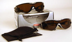 Sportovní sluneční brýle ALPINA SWING DF 30