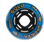 Hokejové kolečko Powerslide Revision Gold (1ks)