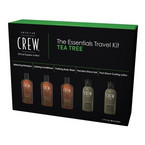Cestovní balení AMERICAN CREW TEA TREE The Essentials Travel Kit