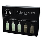 Cestovní balení AMERICAN CREW CITRUS MINT The Essentials Travel Kit