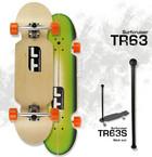 Skateboard TR Boards TR 63 C ´12
