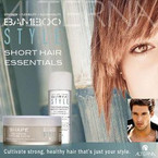 ALTERNA BAMBOO Style Short Hair Essentials