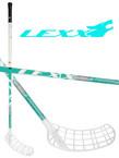 Florbalová hůl LEXX LUPA A2 2,9 turquise `14