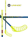 Floorball stick Unihoc PLAYER3 32 neon yellow `14
