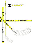Florbalová hokejka Unihoc PLAYER  Top Light II 26 neon yellow `14