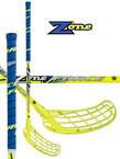 Florbalka Zone FORCE JR Neon yellow 35 `15