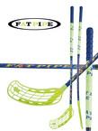Florbalová hokejka FatPipe BOW SHOOTER 31`14