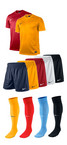 A set of 10 or more sets of Nike Park IV