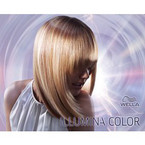 Vzorník WELLA ILLUMINA COLOR Chart