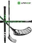 Florbalová hokejka Unihoc CAVITY Triangle 26 black `15