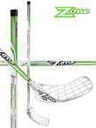 Florbalová hůl Zone HYPER Hockey Ultralight 27 white `15