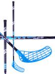 Florbalová hokejka Unihoc PLAYER3 29 SMU black/bisbee blue `15