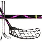 Florbalová hokejka Exel Helix 2.6 101 Air Round `15