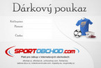Gift voucher for sports equipment