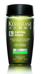Šampón KÉRASTASE HOMME Capital Force Anti Gras Shampoo